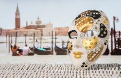 Reisen in Venedig stockbild