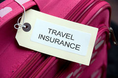 Reisen-Versicherung lizenzfreies stockbild