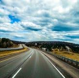 Reisen von Ohio zu New-Jersey ehrf?rchtiger Reise stockbilder