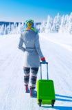 Reisen zu den Alpen Lizenzfreie Stockbilder