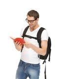 Reisender Kursteilnehmer Lizenzfreies Stockbild