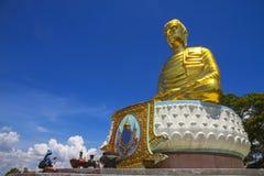 Reisender mit dem Gold groß Stockbilder