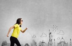 Reisendes Konzept Lizenzfreies Stockfoto