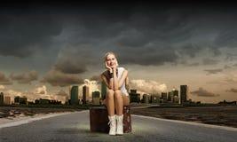 Reisendes Konzept Lizenzfreie Stockfotos