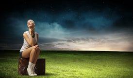Reisendes Konzept Lizenzfreie Stockfotografie