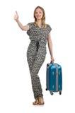 Reisendes Tourismuskonzept Lizenzfreies Stockfoto