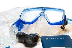 Reisenplanung lizenzfreies stockfoto