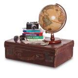 Reisestillleben Lizenzfreie Stockfotos