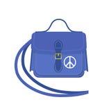 Reisetourismus-Modegepäck oder Verpackungsaktenkoffer- und -reisebestimmungsort des Gepäckferiengriffleders großer umkleiden Tasc Stockbilder