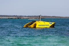 Reiseunterwasserschiff in Mallorca Stockbild