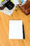 Reisevorbereitungen Lizenzfreie Stockfotos