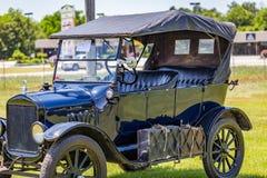 Reisewagen 1923 Ford Models T Lizenzfreie Stockbilder
