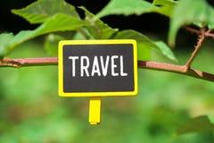 Reisewort an Bord lizenzfreie stockfotos