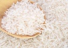Reiskorn für das Kochen Lizenzfreie Stockfotos