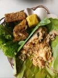 Reislebensmittel Lizenzfreie Stockfotos