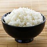 Reisschüssel lizenzfreie stockfotografie