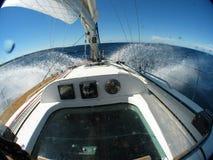 Reiten der Wellen Lizenzfreie Stockbilder