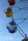 Reiten Sie Ferris Wheel Stockfoto