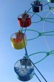 Reiten Sie Ferris Wheel Lizenzfreies Stockbild