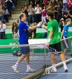 Reizen de Open Kampioenen van BNP Paribas Zürich 2012 Royalty-vrije Stock Foto