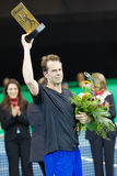 Reizen de Open Kampioenen van BNP Paribas Zürich 2012 Royalty-vrije Stock Afbeeldingen