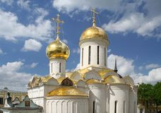 Reizen. Rusland. royalty-vrije stock foto's