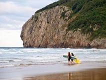 Reizen in Spanje en Portugal 2013 Stock Foto