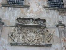 Reizen van historische plaatsen van Lviv-gebied royalty-vrije stock foto
