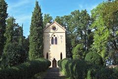 Reizend barocke Kapelle Stockbilder