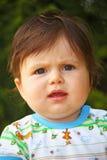 Reizend chubby pralles Schätzchen Lizenzfreie Stockbilder