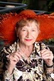 Reizende Großmutter Stockbilder
