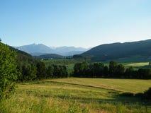 Reizende Landschaft Lizenzfreies Stockbild