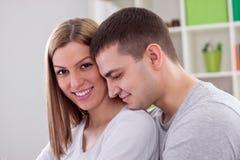 Reizende Paare Lizenzfreies Stockfoto