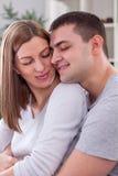 Reizende Paare Lizenzfreie Stockfotografie