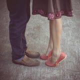 Reizende Paare Lizenzfreie Stockfotos