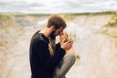 Reizende Paare Lizenzfreies Stockbild