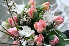 Reizender Blumenstrauß Lizenzfreie Stockfotos