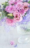 Reizender Blumenstrauß Lizenzfreies Stockfoto