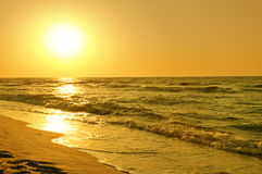 Reizender Sonnenaufgang Lizenzfreies Stockbild