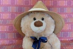 Reizender Teddybär stockfotos