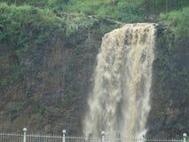 Reizender Wasserfall Lizenzfreie Stockbilder