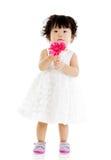 Reizendes asiatisches Baby Stockbilder