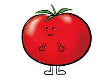 Reizendes tomato01 vektor abbildung