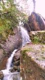 Reizendes Wasserfall jijel Stockfotos