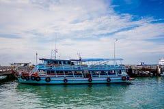 Reizigersboot Stock Afbeeldingen