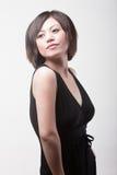 Reizvolle asiatische Frau Stockfotos