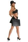Reizvolle Geschäftsfrau Stockfotos