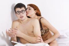 Reizvolle Paare Lizenzfreie Stockfotografie
