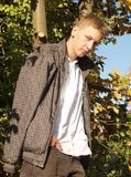 Reizvoller Herbst Lizenzfreie Stockfotos