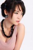 Reizvolles asiatisches Mädchen Lizenzfreies Stockbild